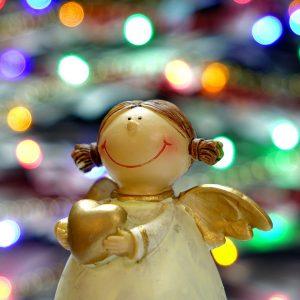 Kerstcadeau-dansspullen
